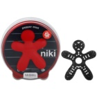 Mr & Mrs Fragrance Niki Pepper Mint Car Air Freshener   Refillable