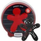 Mr & Mrs Fragrance Niki Pepper Mint parfum pentru masina   reincarcabil