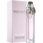 Mugler Womanity eau de parfum pour femme 80 ml rechargeable