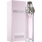 Mugler Womanity parfumovaná voda pre ženy 80 ml plniteľná