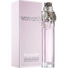 Mugler Womanity woda perfumowana dla kobiet 80 ml napełnialny