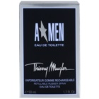Mugler A*Men Eau de Toilette for Men 50 ml Refillable Rubber Flask