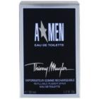 Mugler A*Men Eau de Toilette Herren 50 ml Nachfüllbar Rubber Flask