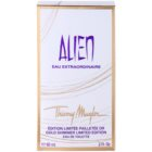 Mugler Alien Eau Extraordinaire Gold Shimmer Limited Edition Eau de Toilette for Women 60 ml