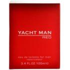 Myrurgia Yacht Man Red Eau de Toilette für Herren 100 ml