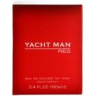 Myrurgia Yacht Man Red Eau de Toilette Herren 100 ml