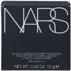 Nars All Day Luminous rozjasňující kompaktní make-up s pudrovým efektem