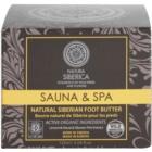 Natura Siberica Sauna and Spa maslo za noge