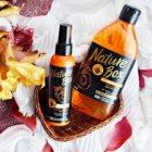 Nature Box Apricot pršilo za glajenje za sijaj in mehkobo las