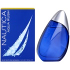 Nautica Aqua Rush Eau de Toilette for Men 100 ml