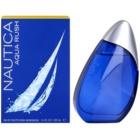 Nautica Aqua Rush eau de toilette pentru barbati 100 ml