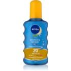 Nivea Sun Protect & Refresh spray pentru plaja invizibil si racoritor SPF 20