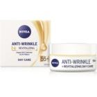 Nivea Anti-Wrinkle Revitalizing obnovující denní krém proti vráskám