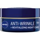 Nivea Anti-Wrinkle Revitalizing obnovujúci nočný krém proti vráskam
