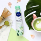 Nivea Crispy Cucumber & Matcha Tea Refreshing Body Mousse for Intensive Hydratation