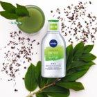 Nivea Urban Skin micelární voda 3v1 s výtažkem zeleného čaje