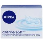 Nivea Creme Soft tuhé mydlo