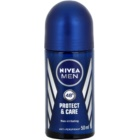 Nivea Men Protect & Care roll-on antibacteriano para homens