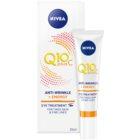 Nivea Q10 Plus C očná starostlivosť proti vráskam