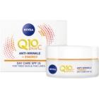 Nivea Q10 Plus C energizující denní krém proti vráskám