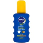 Nivea Sun Protect & Moisture spray autobronzant hidratant SPF30