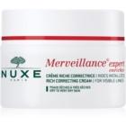 Nuxe Merveillance Expert Anti-Falten Creme für trockene bis sehr trockene Haut