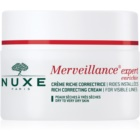 Nuxe Merveillance Expert crema antiarrugas para pieles secas y muy secas