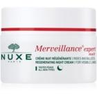 Nuxe Merveillance Expert regenerierende Nachtcreme für alle Hauttypen
