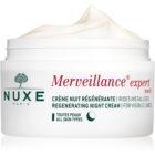 Nuxe Merveillance Expert regenerační noční krém pro všechny typy pleti