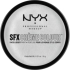 NYX Professional Makeup SFX Creme Colour™ make-up na tvár a telo