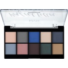 NYX Professional Makeup Perfect Filter Shadow Palette paleta de sombras de ojos