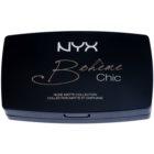 NYX Professional Makeup Bohème Chic multifunkční paleta