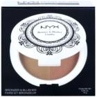 NYX Professional Makeup Bronzer & Blusher Combo bronzer a lícenka 2 v 1