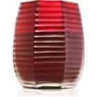 Onno Lotus Flower Red vonná svíčka 16 x 20 cm  red