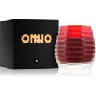 Onno Roseberry Cinnamon Red bougie parfumée 11 x 13 cm