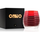 Onno Roseberry Cinnamon Red Scented Candle 11 x 13 cm