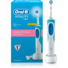Oral B Vitality Sensitive Clean - D12.513S escova de dentes eléctrica