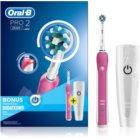 Oral B Pro 2500 Pink D20.513MX elektryczna szczoteczka do zębów