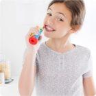Oral B Stages Power Frozen D12.513K escova de dentes eléctrica para crianças