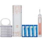 Oral B Genius 9000 Rosegold D701.545.6XC elektrický zubní kartáček
