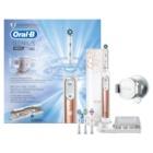 Oral B Genius 9000 Rosegold D701.545.6XC elektrická zubná kefka
