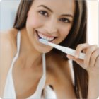 Oral B Pulsonic Slim One 1000 Silver sonický zubní kartáček