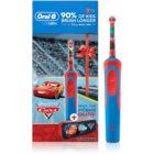 Oral B Stages Power Cars D12.513K elektryczna szczoteczka do zębów dla dzieci