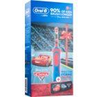 Oral B Stages Power Cars D12.513K elektrický zubní kartáček pro děti