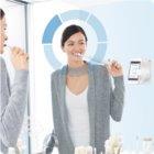 Oral B Genius 10000N Orchid Pur escova de dentes eléctrica