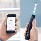 Oral B Genius 10000N Black escova de dentes eléctrica