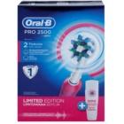 Oral B Pro 2500 Pink D20.513MX električna četkica za zube