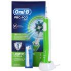 Oral B Pro 400 D16.513 CrossAction Green elektrische Zahnbürste