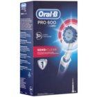 Oral B Pro 600 D16.513.1 Sensi Clean električna četkica za zube