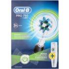 Oral B Pro 750 D16.513.UX CrossAction elektrická zubná kefka